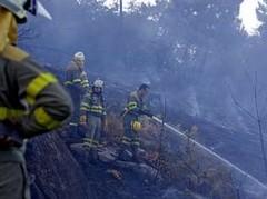 Brigada do Servizo de incendios