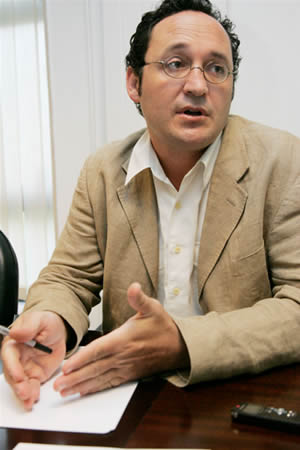 Álvaro García Ortiz, Fiscal de medio ambiente