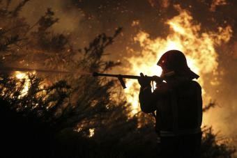 Incendio de Fornelos de Montes