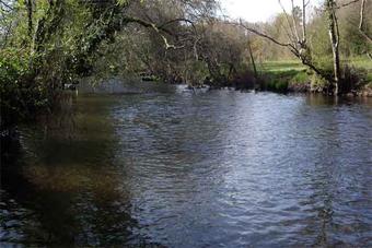 O río Lengüelle