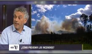 Via V, ¿Cómo prevenir los incendios?