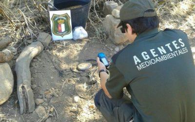 Agentes Medioambientales desarticulan varias redes dedicadas al furtivismo