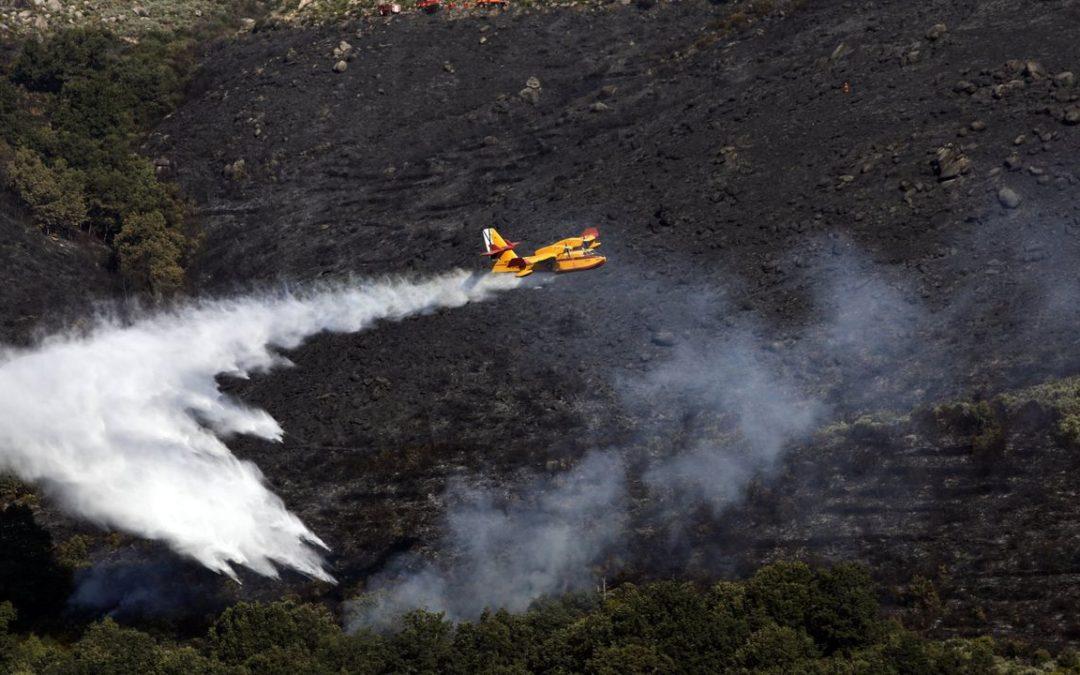 Medio Rural aboga por que sean los agentes ambientales los que investiguen los incendios