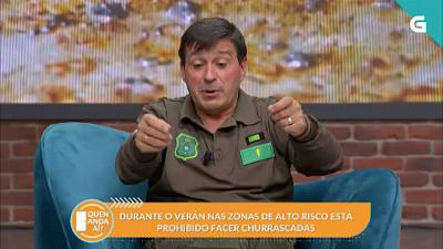 Programa – quen anda ai 259 – Axente Ambiental Santiago Neira