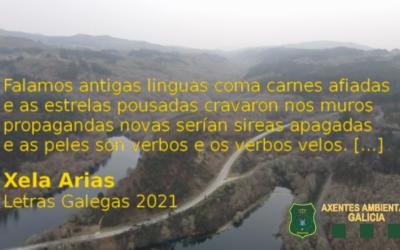 Vídeo APRAFOGA día das letras galegas 2021